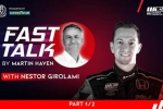 He's the 'Bebu' but can he be the man? Girolami talks titles on #WTCR Fast Talk presented by Goodyear