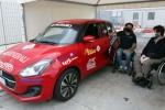 Aci Rally Italia Talent abbatte le barriere, il sogno di diventare Pilota dei diversamente abili è realtà