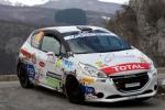 HP SPORT impegnato al Rally Val di Cecina, gara test per Jacopo Trevisani in vista della ripresa del Peugeot 208 R2B Competition Rally Cup 2019