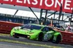 Una foratura compromette la gara di Giovanni Venturini a Silverstone