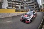 #OSCARO -  #WTCR 2018 - Civic Type R TCR on front row for all Macau races
