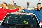A podio la scuderia Abs Sport nel rinnovato Rally Franciacorta Circuit