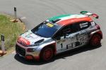 Andrea Crugnola vince il rally della ripartenza, suo il 40° Rally Internazionale del Casentino