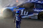 Nascar - Danica Patrick's day ends early following Miami wreck