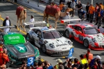 Herberth Motorsport Porsche wins Hankook 24H DUBAI