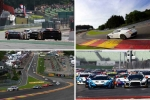#GT4 - IMPRESSIVE 50-CAR STRONG ENTRY LIST FOR GT4 EUROPEAN SERIES AT SPA