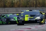 Grenier-Spinelli centrano il podio in Gara 1 al Paul Ricard nel Lamborghini Super Trofeo Europa