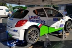Power Car Team - RALLY BIANCO AZZURRO PER DUE