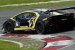 GT Italiano | Antonio D'Amico a Imola con la Lamborghini Huracan Super GT Cup di Vincenzo Sospiri