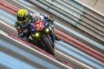La stagione 2017 vedrà Luca Marconi correre l'Europeo Superstock1000 ed il Mondiale Endurance EWC