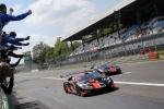 Il team Antonelli Motorsport trionfa a Monza in Gara 2 nel Lamborghini Super Trofeo Europa