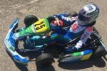 Sofia Necchi debutta a Siena nel Campionato Italiano Aci Karting