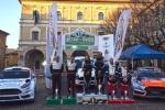 LA FORD FIESTA R5 DI RICCI-PFISTER  IN TRIONFO AL 10° RALLY BALCONE DELLE MARCHE