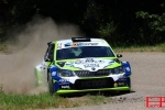 Tre piazzamenti per la Scuderia Abs Sport su tre equipaggi al via nel Rally del Casentino, prima gara disputata in Italia dopo l'emergenza Covid-19.