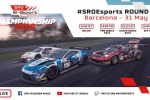 Action-packed weekend in store as #SRO E-Sport GT Series enters crucial phase