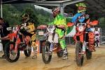 A Ponte a Egola sono in tre i piloti del club labronico a firmare la doppietta vincente nel regionale Motocross