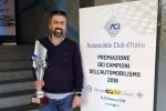 MASSIMILIANO AMICARELLA PREMIATO DA ACI SPORT PER LA VITTORIA NELLA CLASSE RACING START 2.0 DEL TIVM ZONA NORD