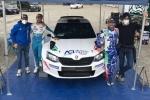 Anche Fabio Andolfi muove i primi passi verso il Rally il Ciocco e Valle del Serchio 2021