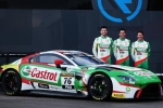 #R-Motorsport set to line up with Rick Kelly, Scott Dixon and Jake Dennis in one of their Aston Martin Vantage GT3 as part of an exciting new partnership with Castrol, BP and Giltrap Group to contest the Liqui Moly Bathurst 12 Hour together