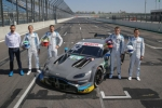 Aston Martin Vantage DTM continues to make progress in ITR tests at the Lausitzring