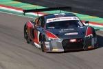 Il debutto di Imola offre poche gioie alla nuova coppia di piloti Audi Sport Italia