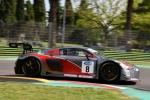 Audi Sport Italia al via di Imola con due piloti che non hanno timore di cambiare