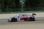Audi Sport Italia -Il GT tricolore inizia bene al mattino, ma si conclude tra le difficoltà pomeridiane