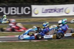 Weekend non facile a La Conca nella WSK Super Master Series
