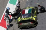 AL MUGELLO SAFETY CAR AVVERSA PER ALE BACCANI