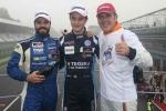 Monza, Gara 1. Giacomo Altoè (Audi) domina, Nicola Baldan (Seat) è Campione Italiano nel TCR Italy.