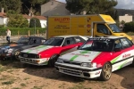 Balletti Motorsport con 4 equipaggi al Campagnolo