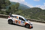 Movisport vola in testa al Tour European Rally Series:  ad Antibes Giandomenico Basso terzo assoluto