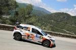 Movisport vola in testa al Tour European Rally Series:  ad Antibes Giandomenico Basso terzo assoluto