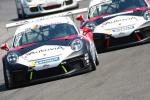 AB Racing due volte a punti nella Carrera Cup Italia a Misano