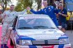 Maranello Corse furoreggia anche al rally Coppa Ville Lucchesi