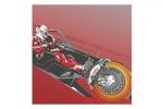 Ai raggi X l'impegno dei sistemi frenanti delle monoposto di Formula 1 all'Hockenheimring