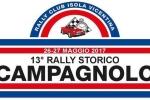 Niente Pedescala al Rally Campagnolo