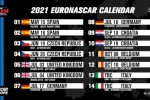 #EuroNASCAR 2021: tutte le novità
