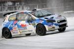 A Pragelato festeggiano Carmellino nelle auto e Firenze fra i kart-cross in uno spettacolare appuntamento di The Ice Challenge