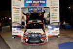 "X Race Sport a segno nel ""San Marino Rally Show"":  Casadei-Isidori terzi assoluti"