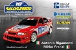 Rigamonti e Franzi pronti per il Rally Legend 2020