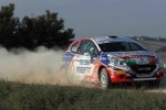 Vittoria di Ciuffi - Gonella su Peugeot 208 in R2B al Rally Adriatico