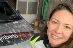 CORINNE FEDERIGHI TORNA AL VOLANTE:  PRESENTE AL GRAN FINALE TRICOLORE DEL TUSCAN REWIND