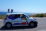 Rally del Salento severo con Manica e Lunelli.