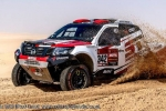 #Dakar2020 - Red-Lined Nissans tame toughest Saudi desert