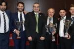 SGB Rallye premiata nella serata di gala organizzata dalla Delegazione Aci Sport Sicilia