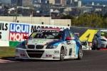 Ermete Racing a Magione con una BMW 320 TC ex WTCC per Valmiro Presenzini
