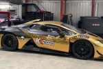 Fascicolo debutta nel Super Trofeo Lamborghini