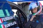 """UN 2018 DI VITTORIE  PER CORINNE FEDERIGHI:  """"ALLE NOTE"""" DI MARCO RUNFOLA VINCE IL RALLY DI POMARANCE"""