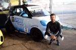 #smart e-cup - Ferrara, Aiello e Marech in pista a Misano